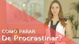 COMO PARAR DE PROCRASTINAR - ROBERTA ROCCO