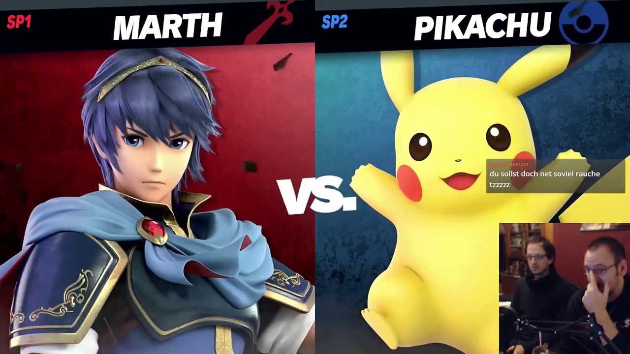 Super Smash Bros. Ultimate – Part 03: Marth und der junge Link