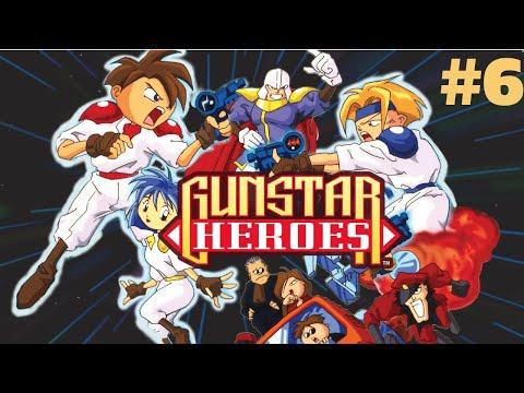 [Mega Drive/Genesis] Gunstar Heroes - The Empire's Space Craft #6