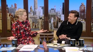 Ali Wentworth Overshares About George Stephanopoulos