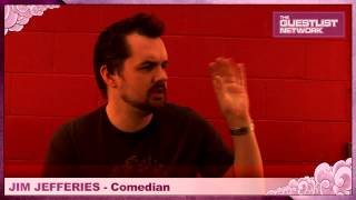Jim Jefferies and The Guestlist Network