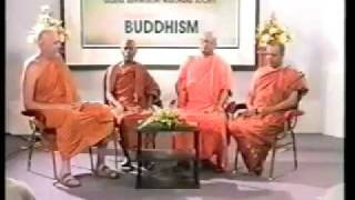 How does the concept of God figures in Buddhism