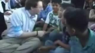 Clay Aiken/UNICEF montage