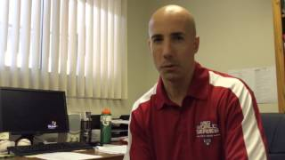 Kevin Jenks NBC World Series Tournament Director