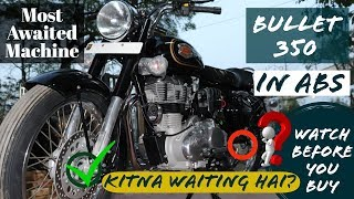 2019 RE Bullet 350 with ABS   Most Detailed Review   Price and RLP