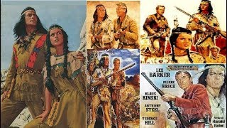 WINNETOU and OLD SHATTERHAND - season 1