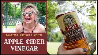 Useing Apple Cider Vinegar For My Weight Loss & Life Update