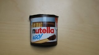 nutella and go!