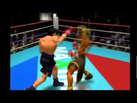 Victorious Boxers : The Fighting! Playstation