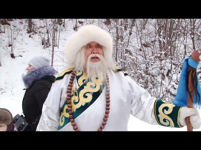 В Приангарье построят резиденцию для Деда Мороза