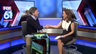 Dr. Chris Thurber on Fox61 Hartford