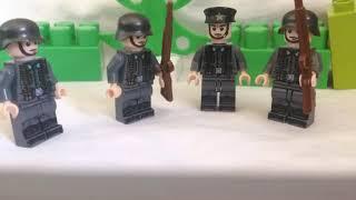 LEGO. ВОВ