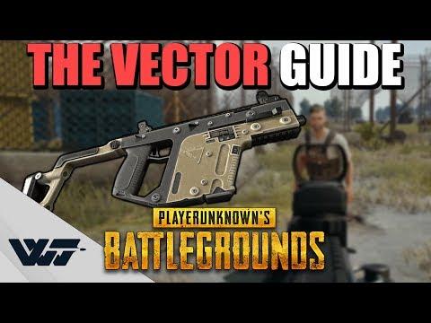 近戰野獸Vector 如何正確使用