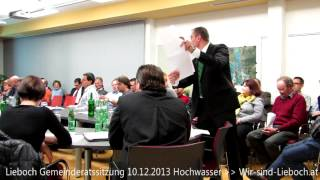 preview picture of video 'Lieboch Gemeinderatssitzung 10.12.2013 Teil 4'