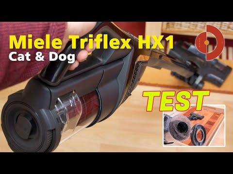 Miele Triflex HX1 im Test - muss sich Dyson warm anziehen?  [Akkustaubsauger Test]
