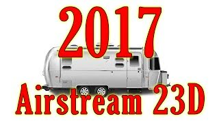 2017 Airstream 23D Travel Trailer Review