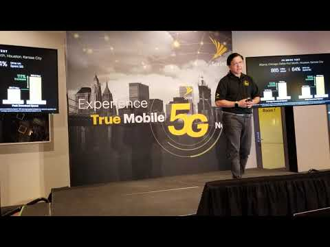 Taking Sprint's 5G for a spin