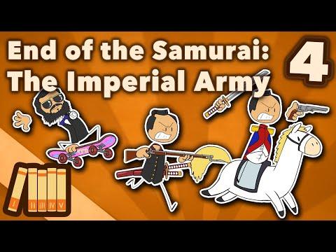 Konec samurajů: Císařská armáda - Extra Credits