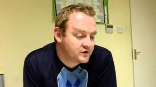 Interview with Alan Foley, Sports Journalist with the Donegal Democrat