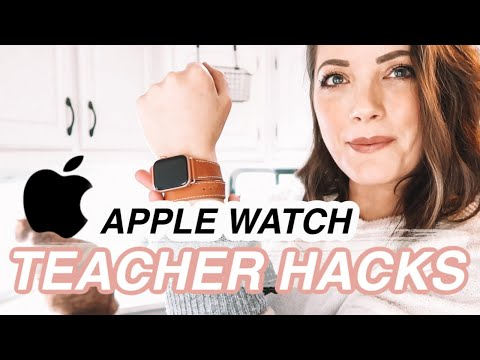 APPLE WATCH HACKS FOR A TEACHER |  VLOG LIFE OF A TEACHER