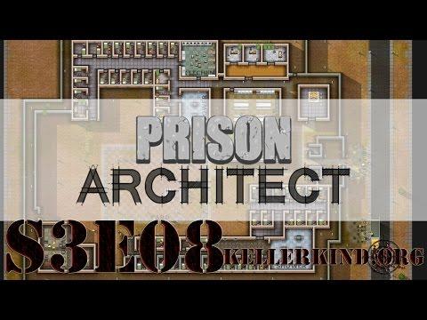 Prison Architect [HD] #035 – Neue Einwohner im Anmarsch ★ Let's Play Prison Architect