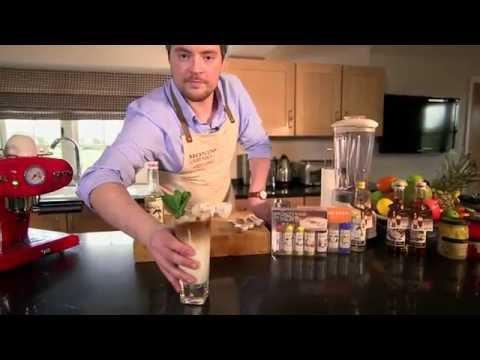MONIN Vanilla Iced Coffee - At Home