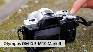 Olympus OM-D E-M10 Mark II - Edle Einsteiger-DSLM im Test [Deutsch]