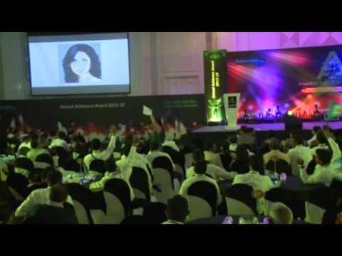 Hosting the Alembic Annual Achievers Award at Dubai