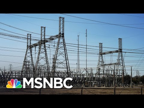 TX Oil And Gas Agency Not Planning To Require Winterizing Equipment Despite Failure | Rachel Maddow