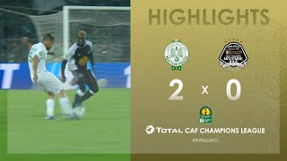 CL CAF : Raja Club Athletic 2-0 TP Mazembe