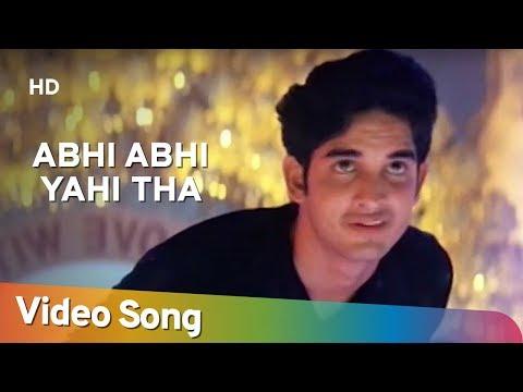 Abhi Abhi Yahi Tha| Pyaar Zindagi Hai (2001) | Rajesh Khanna | Vikas Kalantri | Ashima Bhalla