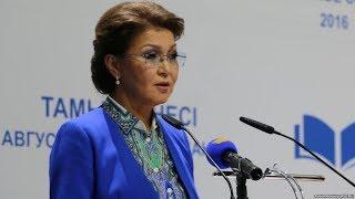 Русский язык никто не отменял – Дарига Назарбаева