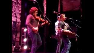 Infamous Stringdusters - A Hundred Years From Now - Walking On The Moon 3-28-13. World Cafe Live