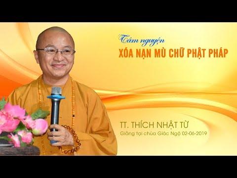 Tâm nguyện xóa nạn mù chữ Phật pháp