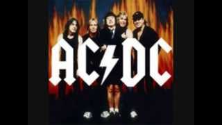 AC/DC--Spoilin' for a Fight