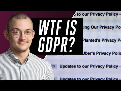GDPR: Why You Just Got Bombarded With Privacy Policy Updates Mp3