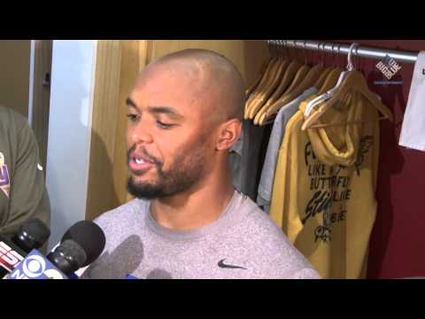 Shane Vereen on adapting to the Giants offense