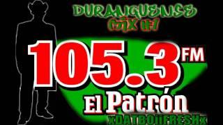 DURANGUENSE MIX 1 (EN VIVO) EL PATRON 105.3 ATLANTA