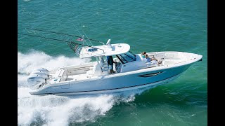 2020 Pursuit S378 Sport Center Console Offshore Fishing Boat