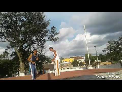 Capoeira caravela negra águas formosas MG