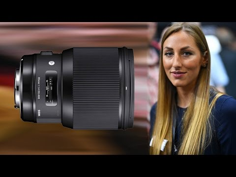 Sigma 85mm Art Hands on + Sample images