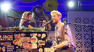 Andrew McMahon in the Wilderness - Rainy Girl (live with Cecilia) 3/24/19 HOB San Diego