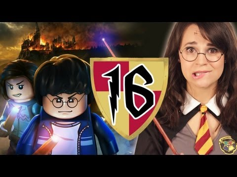 Lets Play Lego Harry Potter Years 5-7 – Part 16