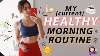 My Fall MORNING ROUTINE! 💪| Jamie Paige