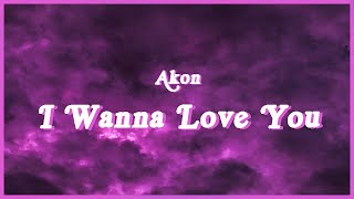 "Akon - I wanna love you (Lyrics) ""I see you windin' and grindin' up on the floor"" tiktok"