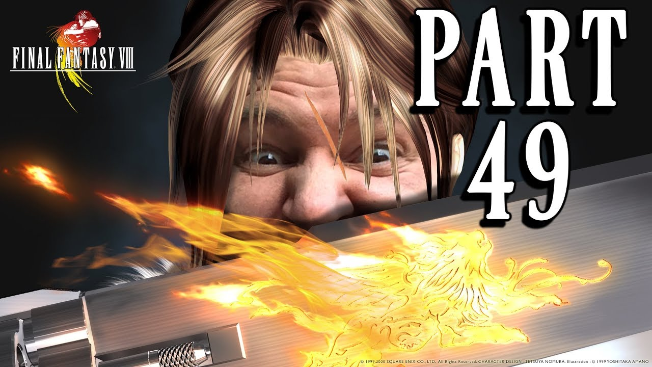 Final Fantasy VIII – Part 49: Esthar