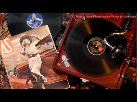 """JOANNA"" x 2 ! - Stare polskie tango, 1939 !"