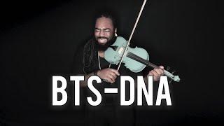 "CRAZY K-POP VIOLIN! BTS (방탄소년단) ""DNA"" (DSharp)"