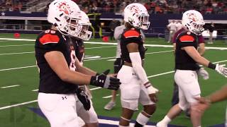 #1 Aledo vs #7 Red Oak Highlights