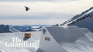 Anna Gasser Makes History As First Female Snowboarder To Land Triple Cork